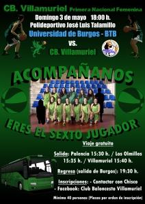 Viaje Burgos